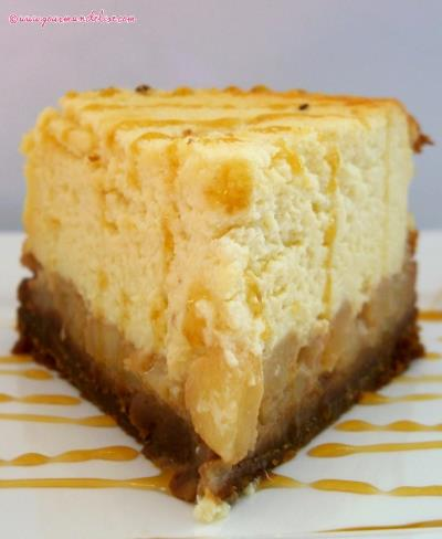 Chesse Cake Au Fromage Thermomix