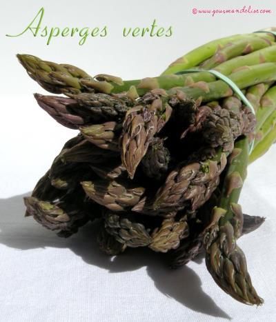 Flan au saumon et asperges vertes - Asperge verte a la poele ...